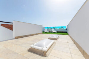 Продажа таунхаус в провинции Costa Blanca South, Испания: 3 спальни, 79.29 м2, № NC1011DB – фото 3