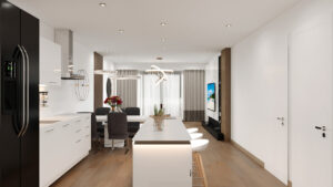 Продажа квартиры в провинции Costa Blanca South, Испания: 3 спальни, 120 м2, № NC1410AL – фото 18