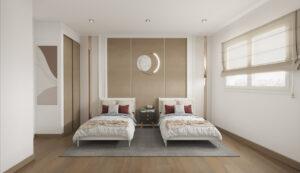 Продажа квартиры в провинции Costa Blanca South, Испания: 3 спальни, 120 м2, № NC1410AL – фото 1