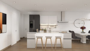 Продажа квартиры в провинции Costa Blanca South, Испания: 3 спальни, 120 м2, № NC1410AL – фото 2
