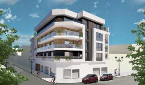 Продажа квартиры в провинции Costa Blanca South, Испания: 3 спальни, 112 м2, № NC1700AM – фото 1