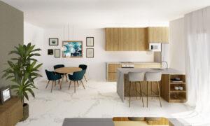 Продажа квартиры в провинции Costa Blanca South, Испания: 3 спальни, 112 м2, № NC1700AM – фото 3