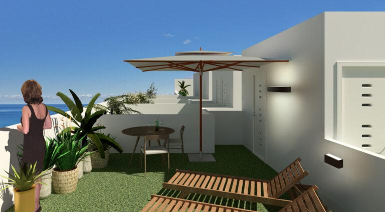 NC1700AM : Современные дома в Гвардамар-дель-Сегура (Коста Бланка Юг)