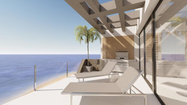 NC1818OR : Новые квартиры на берегу моря в Торревьехе