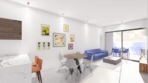 Продажа квартиры в провинции Costa Blanca South, Испания: 1 спальня, 47 м2, № NC1818OR – фото 2