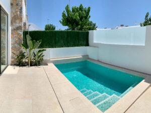 Продажа виллы в провинции Costa Blanca South, Испания: 3 спальни, 90 м2, № NC2133EF – фото 10