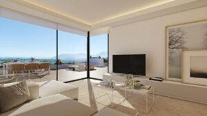 Продажа квартиры в провинции Costa Blanca North, Испания: 3 спальни, 253 м2, № NC2762VA – фото 2