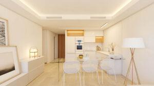 Продажа квартиры в провинции Costa Blanca North, Испания: 3 спальни, 253 м2, № NC2762VA – фото 3