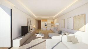 Продажа квартиры в провинции Costa Blanca North, Испания: 3 спальни, 253 м2, № NC2762VA – фото 4
