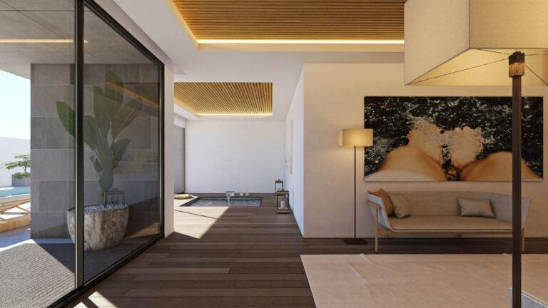 NC2762VA : Роскошные квартиры рядом с полем для гольфа в Дении