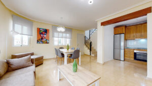 Продажа таунхаус в провинции Costa Blanca South, Испания: 3 спальни, 120 м2, № NC2875SF – фото 3