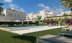Продажа квартиры в провинции Costa Blanca South, Испания: 2 спальни, 69 м2, № NC3412TR – фото 4