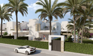 Продажа квартиры в провинции Costa Blanca South, Испания: 2 спальни, 69 м2, № NC3412TR – фото 3