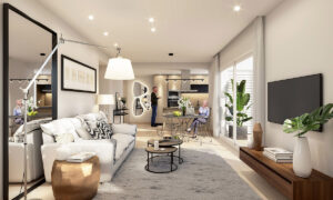 Продажа квартиры в провинции Costa Blanca South, Испания: 2 спальни, 69 м2, № NC3412TR – фото 1