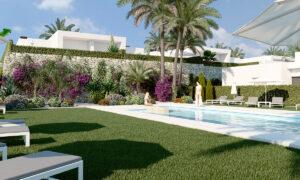 Продажа квартиры в провинции Costa Blanca South, Испания: 2 спальни, 69 м2, № NC3412TR – фото 5