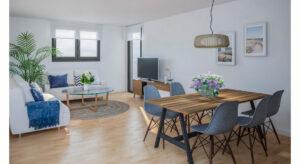 Продажа квартиры в провинции Costa del Sol, Испания: 3 спальни, 108 м2, № NC3724NE – фото 1