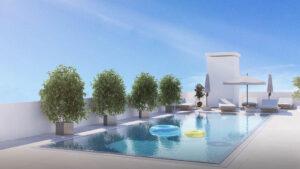 Продажа квартиры в провинции Costa del Sol, Испания: 3 спальни, 108 м2, № NC3724NE – фото 4