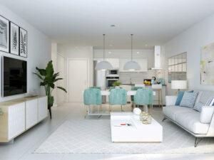 Продажа квартиры в провинции Costa del Sol, Испания: 2 спальни, 143 м2, № NC3726NE – фото 3