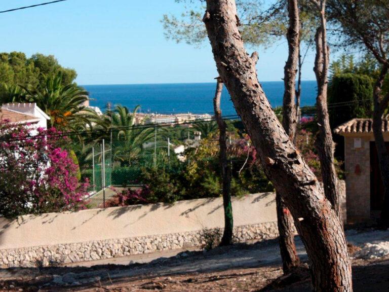 NC3747GH : Вилла с захватывающим видом на море в Морайре