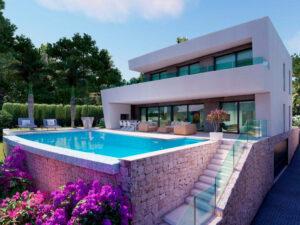 Продажа виллы в провинции Costa Blanca North, Испания: 4 спальни, 411 м2, № NC3747GH – фото 2