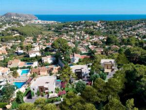 Продажа виллы в провинции Costa Blanca North, Испания: 4 спальни, 411 м2, № NC3747GH – фото 14