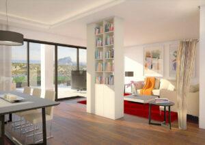 Продажа виллы в провинции Costa Blanca North, Испания: 3 спальни, 273 м2, № NC3748GH – фото 6