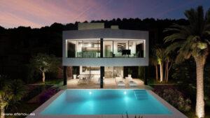 Продажа виллы в провинции Costa Blanca North, Испания: 3 спальни, 273 м2, № NC3748GH – фото 5