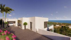 Продажа виллы в провинции Costa Blanca North, Испания: 3 спальни, 273 м2, № NC3748GH – фото 7