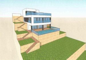 Продажа виллы в провинции Costa Blanca North, Испания: 3 спальни, 273 м2, № NC3748GH – фото 11