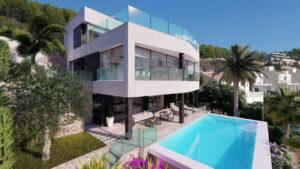Продажа виллы в провинции Costa Blanca North, Испания: 3 спальни, 273 м2, № NC3748GH – фото 4