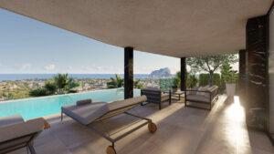 Продажа виллы в провинции Costa Blanca North, Испания: 3 спальни, 273 м2, № NC3748GH – фото 1
