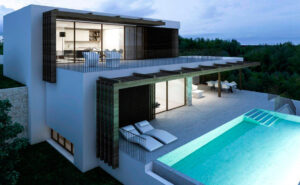 Продажа виллы в провинции Costa Blanca North, Испания: 4 спальни, 442 м2, № NC3749GH – фото 2