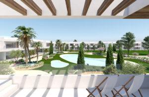 Продажа квартиры в провинции Costa Blanca South, Испания: 2 спальни, 98 м2, № NC5075IN – фото 1