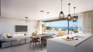 Продажа квартиры в провинции Costa del Sol, Испания: 3 спальни, 238 м2, № NC6847NE – фото 1