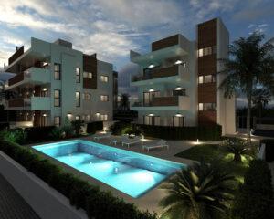 Продажа апартаментов в провинции Costa Calida (Murcia), Испания: 2 спальни, 100 м2, № NC2122OB – фото 12