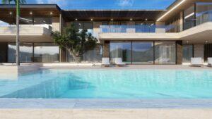 Продажа виллы в провинции Costa Blanca North, Испания: 5 спален, 594.76 м2, № NC7501MB – фото 5