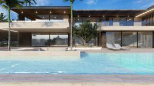 Продажа виллы в провинции Costa Blanca North, Испания: 5 спален, 594.76 м2, № NC7501MB – фото 4