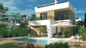 Продажа виллы в провинции Costa Blanca South, Испания: 3 спальни, 200 м2, № NC0083CB – фото 1