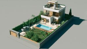 Продажа виллы в провинции Costa Blanca South, Испания: 3 спальни, 200 м2, № NC0083CB – фото 6