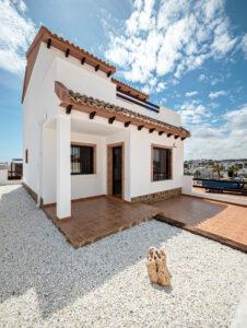 Продажа виллы в провинции Costa Blanca South, Испания: 3 спальни, 83.95 м2, № NC5231PI – фото 1