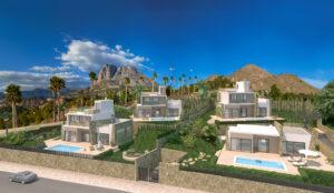 Продажа виллы в провинции Costa Blanca North, Испания: 3 спальни, 164 м2, № NC6580SH – фото 7