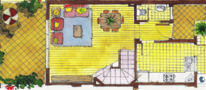 Продажа дуплекса в провинции Costa Blanca North, Испания: 3 спальни, 120 м2, № RV0004QI – фото 35
