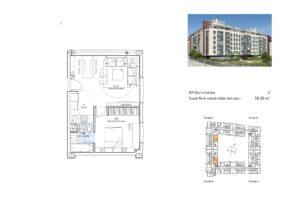 Продажа квартиры в провинции Города, Испания: 1 спальня, 58.25 м2, № NC2233VM – фото 13