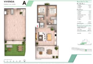Продажа дуплекса в провинции Costa Blanca North, Испания: 2 спальни, 219 м2, № NC3876CR – фото 10