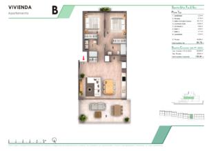 Продажа апартаментов в провинции Costa Blanca North, Испания: 2 спальни, 131 м2, № NC3877CR – фото 9