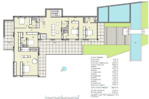 Продажа виллы в провинции Costa Blanca North, Испания: 5 спален, 900 м2, № NC2345VB – фото 14