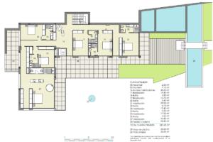 Продажа виллы в провинции Costa Blanca North, Испания: 5 спален, 900 м2, № NC2345VB – фото 15