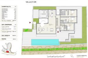 Продажа виллы в провинции Costa Blanca North, Испания: 4 спальни, 556 м2, № NC3828CR – фото 12