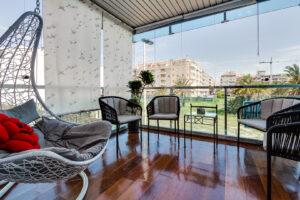 Продажа квартиры в провинции Costa Blanca South, Испания: 3 спальни, 117 м2, № RV5554GL – фото 1