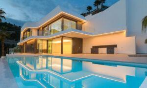 Продажа виллы в провинции Costa Blanca North, Испания: 5 спален, 768 м2, № NC3004GH – фото 1